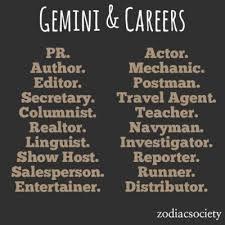 Gemini & careers
