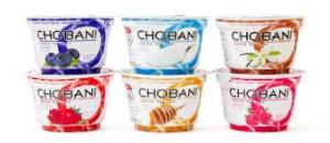 Greek yogurt flavored